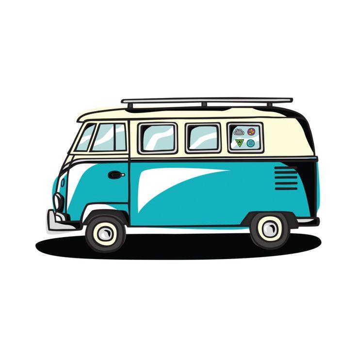 микроавтобус картинка рисунок изюминкой изделия является