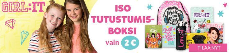 DARA RAVINTOLA JOENSUU: Big welcome box + bag for 2€