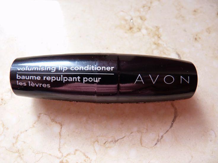 Cichy bohater - Avon Volumising Lip Conditioner ~ Lepsza wersja samej siebie