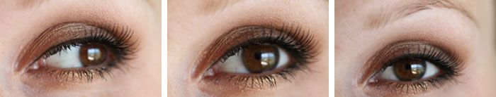 bronze and gold eyes Naked in the Daytime   Makeup Tutorial :)