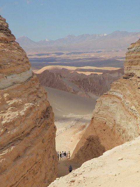 Valle de la Muerte - San Pedro, una destino criollo pendiente.