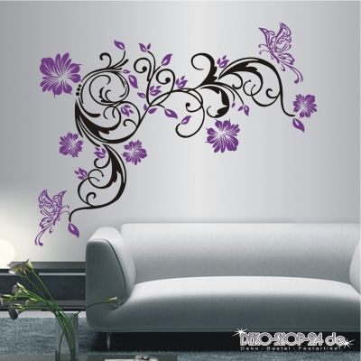 38 best Wandtattoos images on Pinterest Wand tattoo, Silhouette - wandtattoo für schlafzimmer