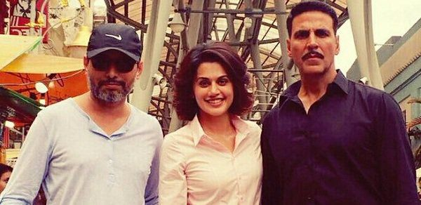Mastermind, Hero, Cameo – Akshay assigns roles to Neeraj Pandey, Taapsee and himself for Naam Shabana