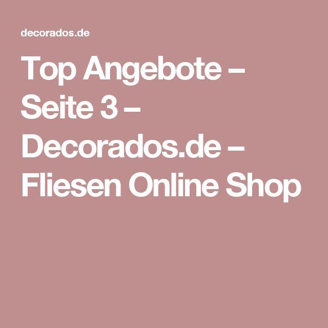 Top Angebote – Seite 3 – Decorados.de – Fliesen Online Shop