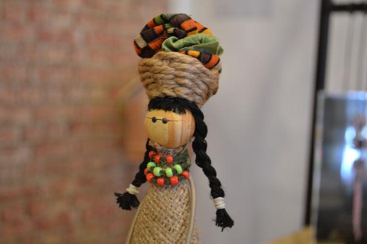 Handmade dolls by Nootsa