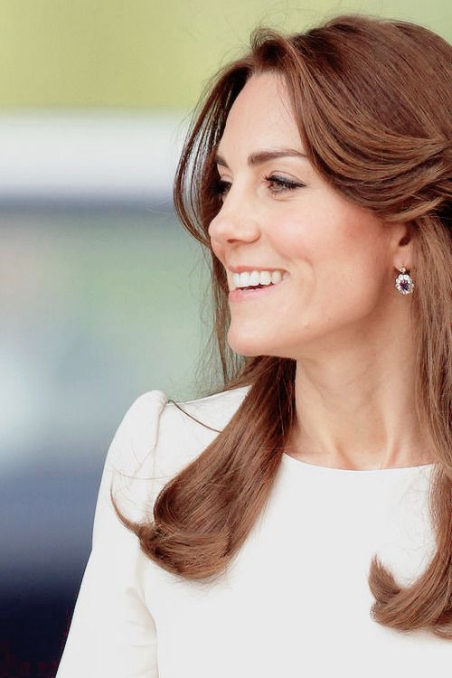 """ravishingtheroyals: """" Catherine, Duchess of Cambridge attends the launch of Heads Together Campaign at Olympic Park in London, England 