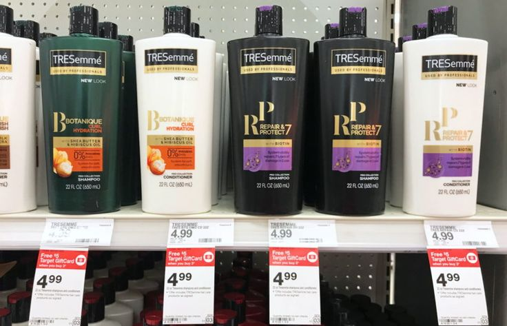 Tresemme Hair Care, Only $0.49 at Target! | Apple cider
