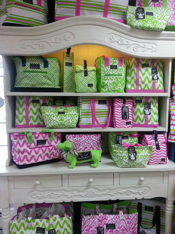 Scout Totes compliment your style! The Gift Shop at DeWaynes ...