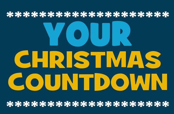 Your Christmas Countdown 2013 | Days Till Christmas | Sleeps Until Xmas