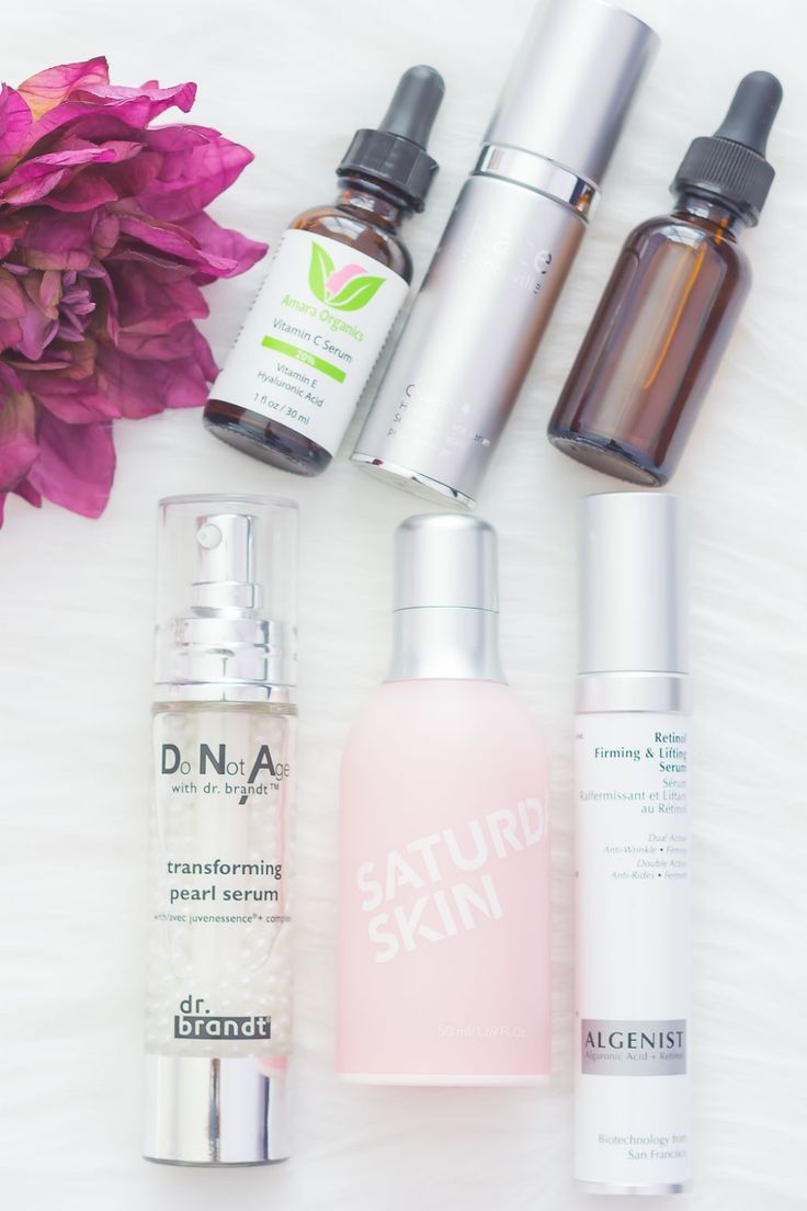 My Favorite Beauty Serums and Why They're So Important