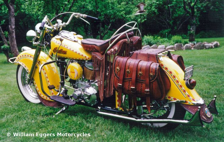 2012 Indian Motorcycles | Thread: Wild Bill Eggers Classic and Custom Motorcycles