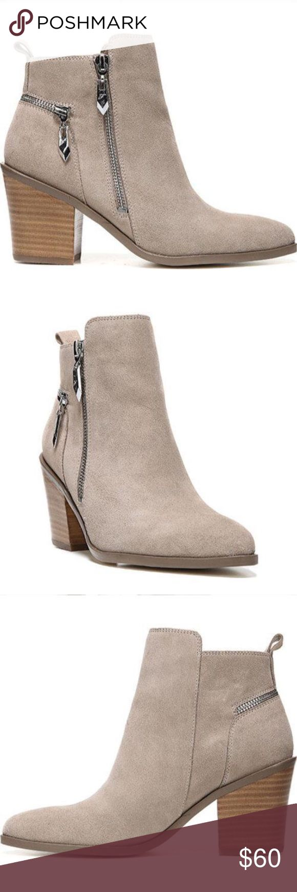 New fergie boots Super cute fergie boots! Goes with so much! Fergie Shoes