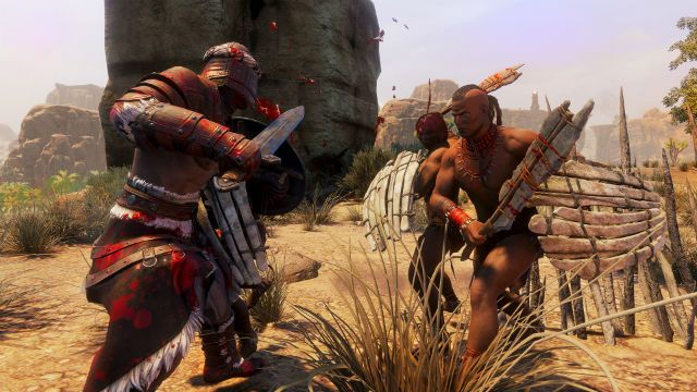 Conan Exiles details and Xbox One/PC release date announced! It's been a little while since we've heard anything regarding the open world survival title, Conan Exiles, but today more details drop, a gameplay trailer hits, the PC early access option gets a cemented date and news arrives that the game will also be hitting Xbox One Game Preview. http://www.thexboxhub.com/conan-exiles-details-xbox-onepc-release-date-announced/