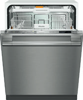Hidden Control Panel, CleanTouch Steel Panel/ 9 Wash Programs/ Built-In Water Softener/ 3D Cutlery Tray/ 40 dBa With ExtraQuiet Program/ Double Waterproof System/ ENERGY STAR Qualified/ Stainless Steel Finish