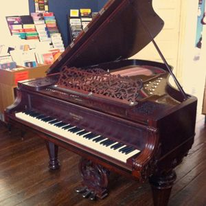 7 best knabe pianos images on pinterest grand pianos musical instruments and piano for sale. Black Bedroom Furniture Sets. Home Design Ideas