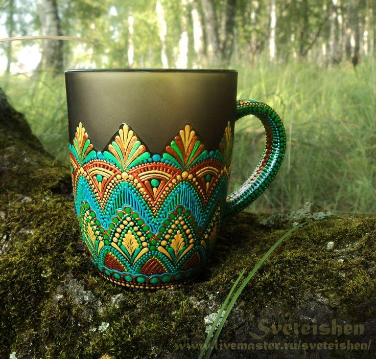 Sveteishen's Art. Ручная акриловая роспись