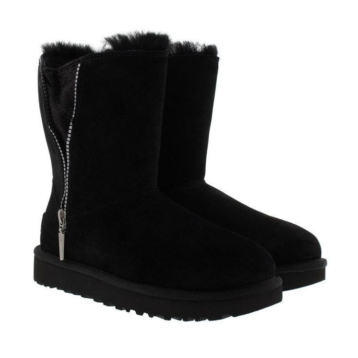 UGG UGG Boots & Booties – W Marice Black – in schwarz – Boots & Booties für Damen