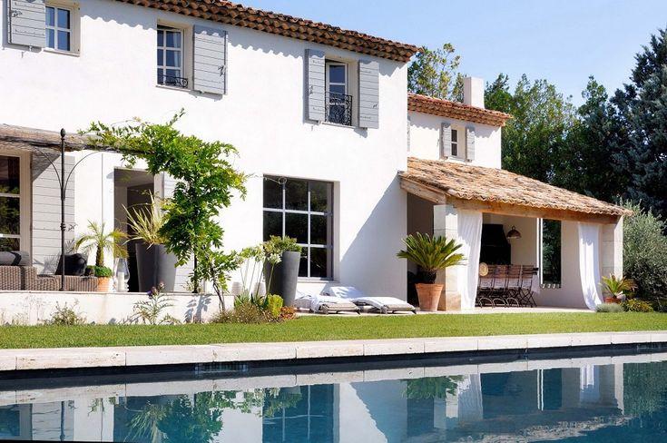 A louer - Location estivale, le mas des oliviers entre Aix en Provence et le Luberon - Emile Garcin - Aix-en-Provence
