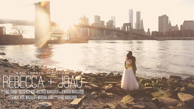 A #NYC Trash the Dress by the brazilians NKG Studio. #wedding #trashthedress #nkgstudio