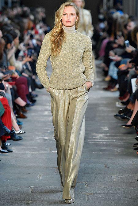 Показ Max Mara на Недели моды в Милане