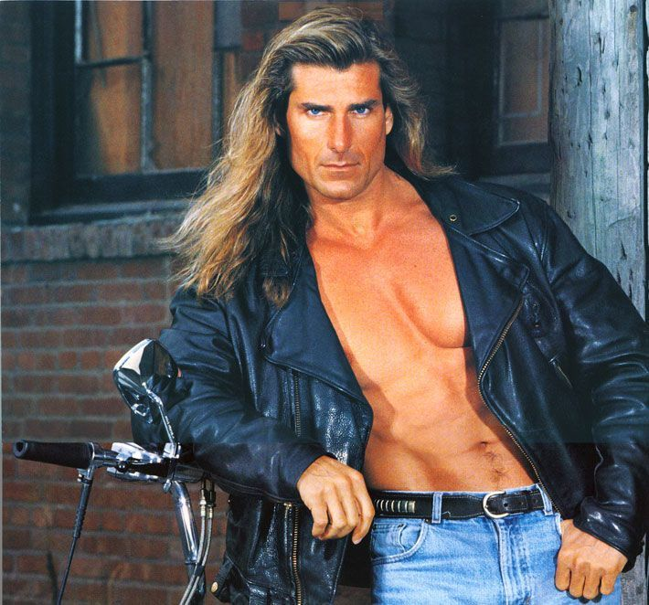 Lest We Forget That Long Haired Icon Of Romance Novel Book Covers And Other Modeling Of Course Fa Famous Male Models Portrait Photography Men Male Models