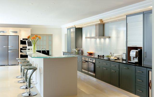 Raumkonzept Küche: BeauxArts.02 | SieMatic.de | Kitchen | Pinterest |  Traumküchen Und Küche