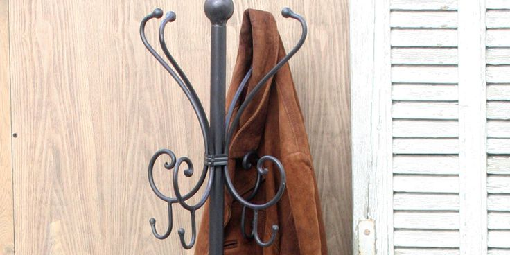 Towel Rails and Coatstands