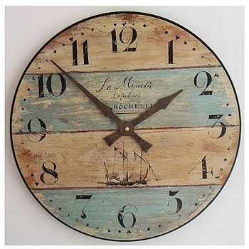 les 209 meilleures images du tableau horloge bois de r cup sur pinterest horloge bois horloge. Black Bedroom Furniture Sets. Home Design Ideas