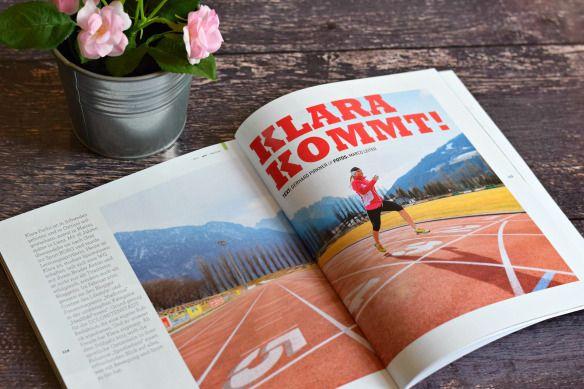 Dolomitenstadt Magazin ft. Klara Fuchs