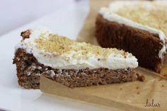Medový nebeský orechový koláč bez múky a cukru - Lulus bakery