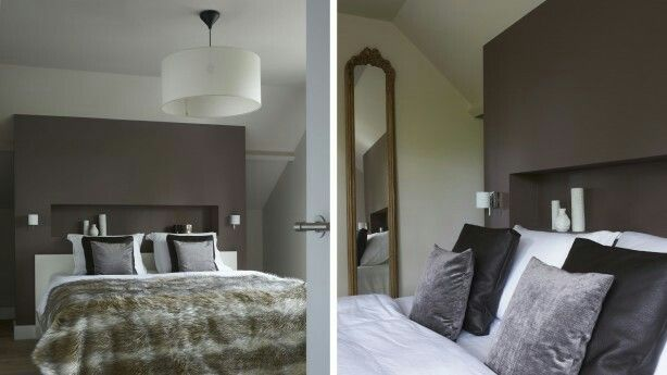 Slaapkamer Ideeen Lichtblauw : ... Bed op Pinterest - Grijs Tapijt ...