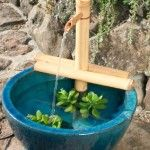 6 Wonderful Garden Fountain Kits