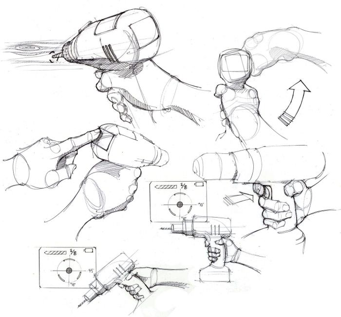Sketches by Jihoon Kim at Coroflot.com #id #design #product #sketch