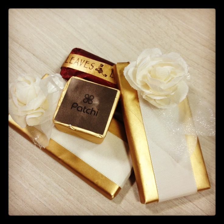 Patchi Chocolates made my day!!!