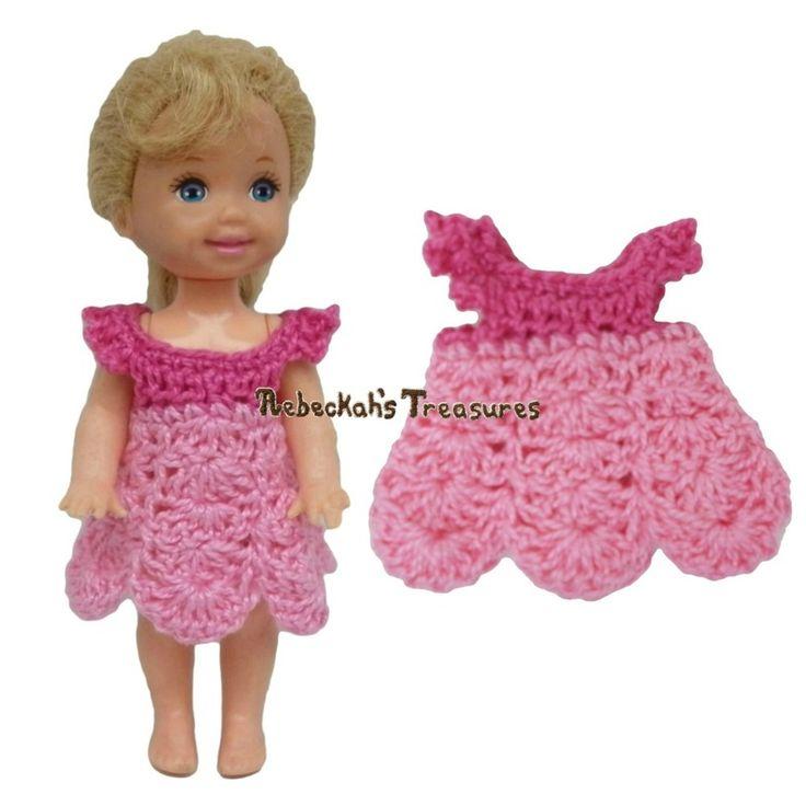 754 besten Strickkleidung Bilder auf Pinterest | Barbiekleidung ...