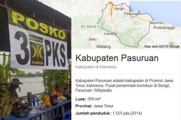 """Banjir Pasuruan Rendam Ribuan Rumah PKS Buka Posko dan Galang Donasi  [portalpiyungan.com] Selain merendam ruas jalur Pantai Utara Jawa (Pantura) banjir juga merendam puluhan ribu rumah warga di Kota dan Kabupaten Pasuruan Kamis (30/6/2016). """"Penyebabnya adalah hujan yang merata"""" kata petugas Badan Penanggulangan Bencana Daerah (BPBD) Kota Pasuruan Nuryanto dikutip Kompas. Ia mengatakan ada ribuan rumah yang terendam. Guna membantu para korban banjir PKS telah mendirikan Posko dan juga…"""