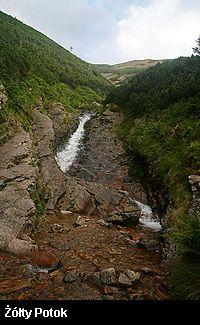 Szlak na Krzyżne. Dolina Pięciu Stawów - Krzyżne - Dolina Gąsienicowa.