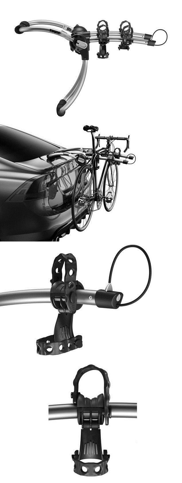 Carrier and Pannier Racks 177836: New! Sealed Thule 9009Xt Archway 2 Trunk Bike Bicycle Rack For 2-Bike Cargo Rack -> BUY IT NOW ONLY: $199.87 on eBay!