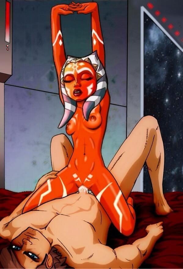 Star wars hentai porn