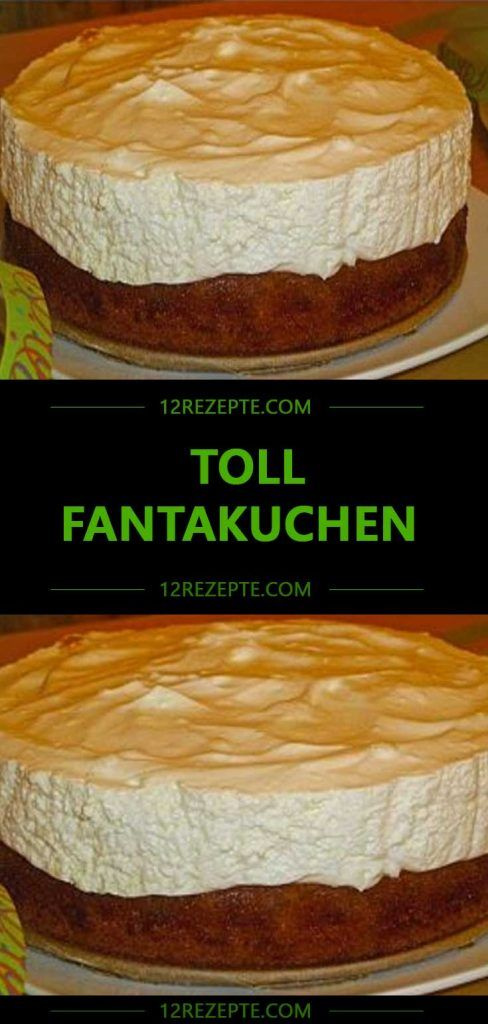 Fantastic Fantakuchen – Easy Recipes