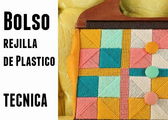 Bolsos+de+Rejilla+de+Plastico+Diy+Tutorial.jpg (550×395)
