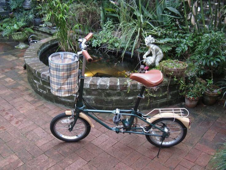 I like this dahon bike.