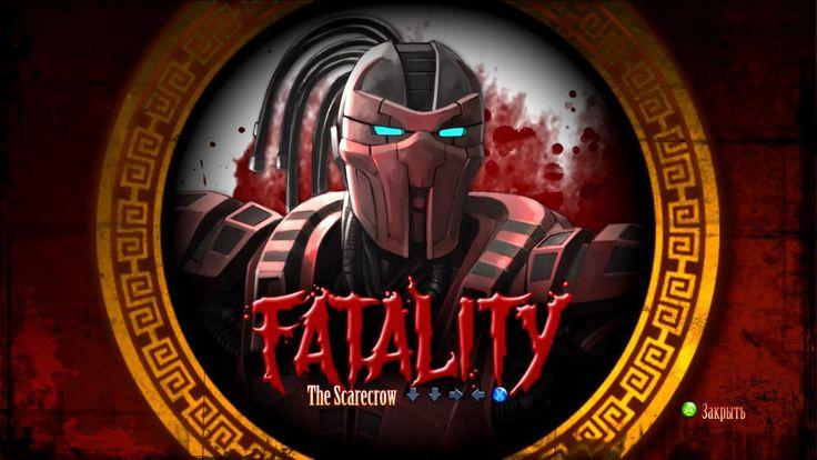 Mortal Kombat 9 Komplete Edition Взлом игры через программу Артмани(ArtM...