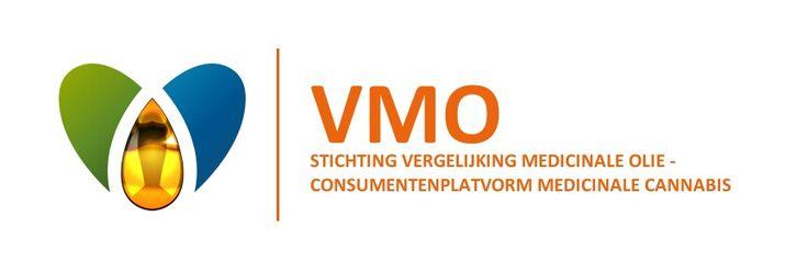 LOGO UPDATE FOR VMO | Stichting Vergelijking Medicinale Olie - Consumentenplatvorm Medicinale Cannabis | By Keja Media