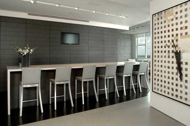 Mizner Park residence designed by Eric Dyer _