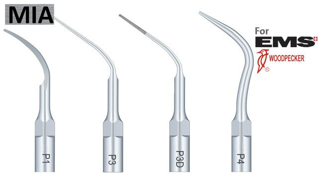 tools for dentist teeth whitening dental equipment and dental instrument dental scaler tip for EMS WOODPECKER assortmented kit