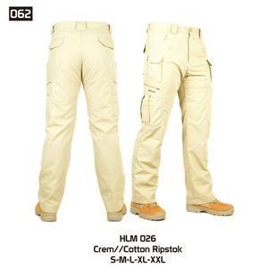 Celana Panjang Gunung dan Hiking tipe Cargo Pria [HLM 026] (Brand Trekking)…