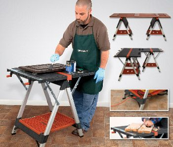 Buy QuikBENCH Portable Workbench at Woodcraft.com