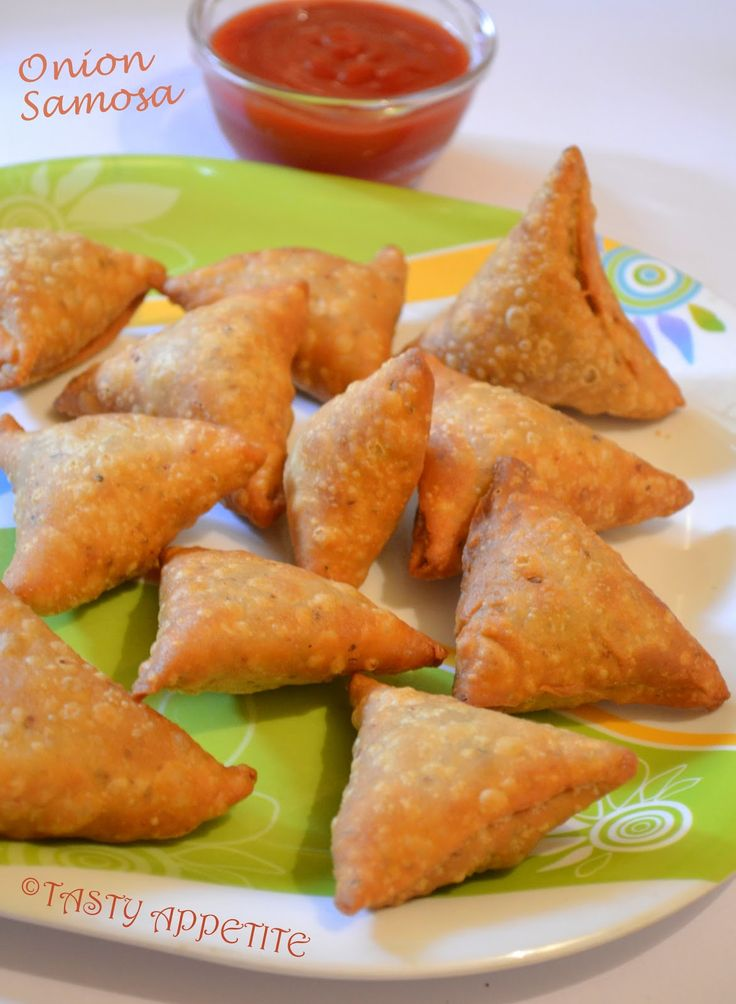 The 25 best easy samosa recipes ideas on pinterest vegetarian onion samosa like us on youtube for more video recipes this wonderfully crispy snack does forumfinder Image collections