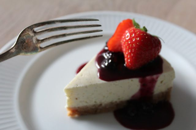 FrkCurting: Fabulous Cheesecake